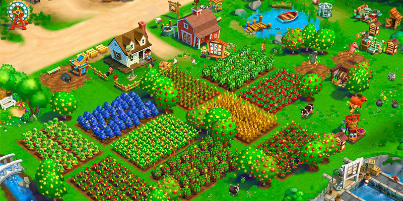 The FarmVille Audiobook Review