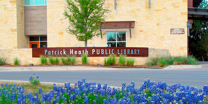 heath public library online
