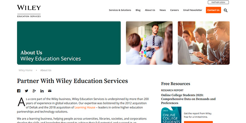 """Using The """"Wiley"""" Site To Access Your Local Public Library"""